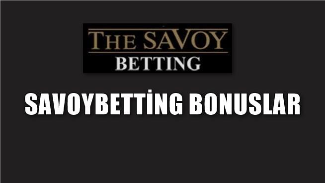 savoybetting-bonuslari