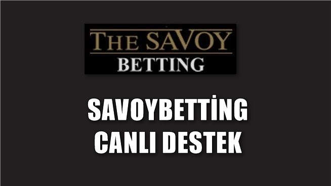 savoybetting-canli-destek