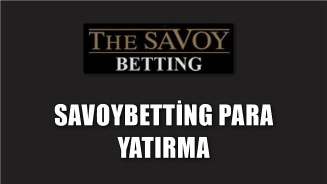 savoybetting-para-yatirma